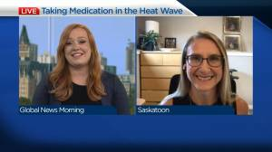 Taking Medication during the Heat Wave (03:24)