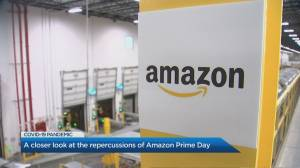 Amazon Prime Day 2020: The lasting impact on Canada's retail landscape (04:08)