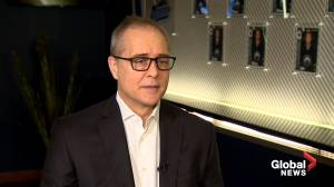 Jet's coach Paul Maurice talks contract extension and life in Winnipeg (16:26)