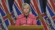 Play video: B.C. records another 1,344 COVID-19 cases, 26 related deaths over the weekend