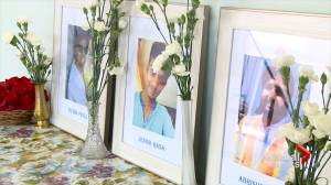 N.B. Indian community pays tribute to 3 international students who died in crash