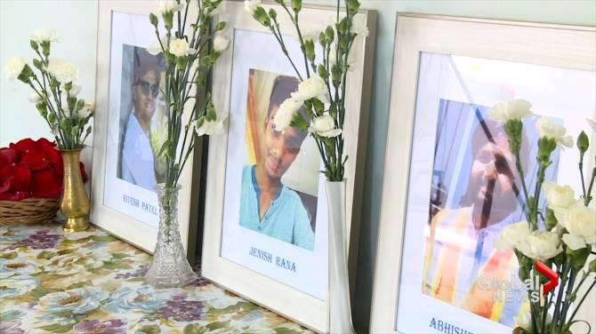Hindu community in N.B. mourns deaths of 3 international students in car crash