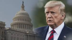 "Trump says he ""deserves"" to meet whistleblower"