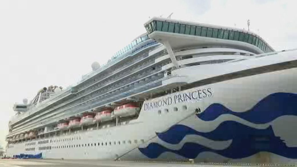 Free porn offered to cruise-ship passengers under coronavirus quarantine
