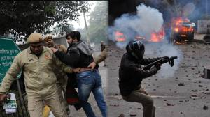 Indian police fire tear gas, detain dozens as protests continue over citizenship law