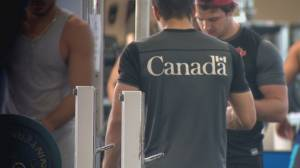 Lethbridge hosts Team Canada judo athletes (01:55)