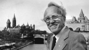 Noteworthy face? Online campaign makes case for Tommy Douglas to grace $5 bill