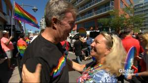 Ottawa mayor participates in Pride as openly gay man