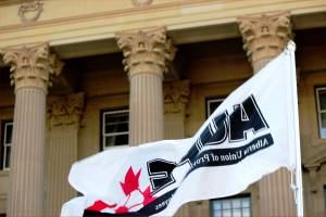 AUPE reacts to Alberta Appeals Court ruling on wage arbitration delay