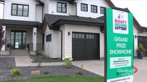 Another amazing home is up for grabs in support of the  Stollery Children's Hospital Foundation (04:33)
