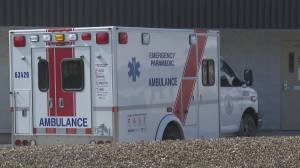 B.C. paramedics warn that change to system might harm some smaller communities (02:11)