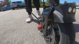 E-scooter pilot project in B.C.