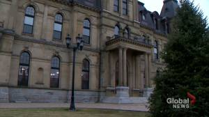 N.B. Legislature begins preparing for hybrid sittings (01:52)