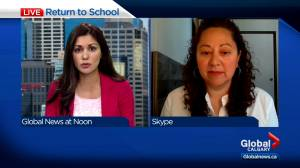 Student advocate voices concerns for kids heading back to school