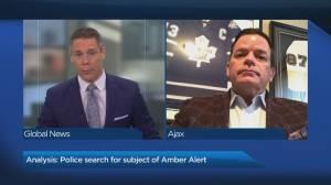 Toronto teen found safe after Amber Alert