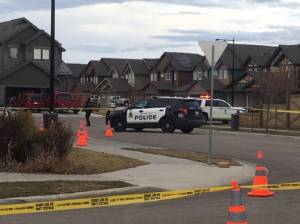 Man shot 5 times in southwest Edmonton as police investigate 3 different incidents (01:53)