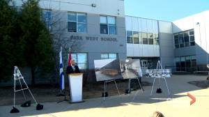 Funding announced for modular classrooms in Halifax (01:30)