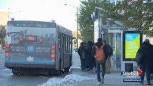Calgary Transit riders upset as bus rides remain packed