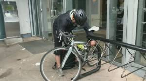 Vancouver man films confrontation with an apparent bike thief
