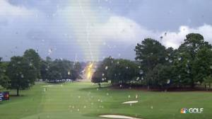 6 injured after lightning strike at PGA Tour Championship in Atlanta