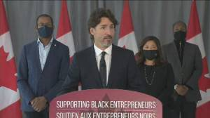 Coronavirus: Trudeau urges continued following of COVID-19 measures, says change to long-term programs necessary