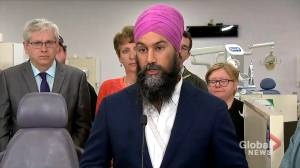 Federal Election 2019: NDP's dental care plan would cost $560 million in first year