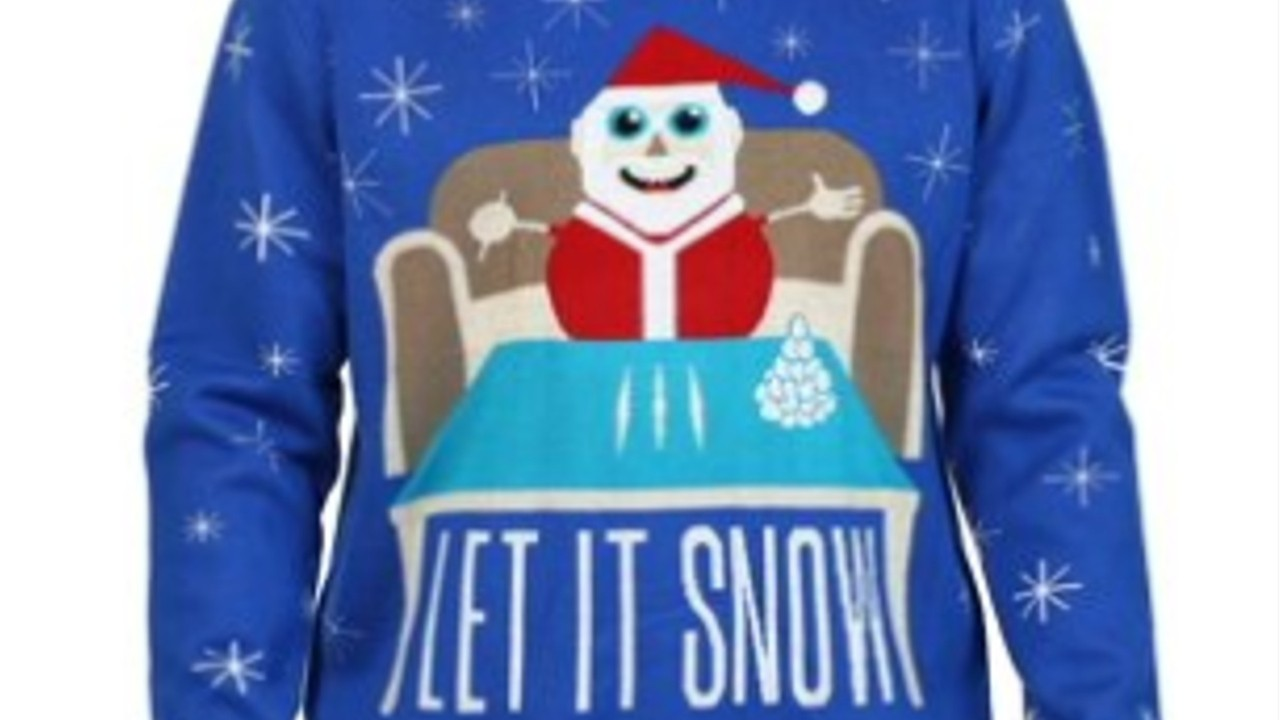 Walmart.ca pulls Christmas sweater featuring Santa with
