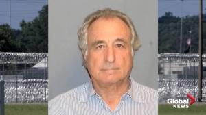 Bernie Madoff dies in prison at age 82 (01:43)