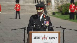 Canadian soldiers who fought in Afghanistan lament Taliban advancing (02:10)
