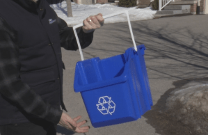 City of Peterborough introduces the mini-bin to encourage more recycling