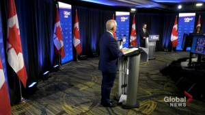 Conservative leadership race unchanged as MacKay, O'Toole remain frontrunners following debate
