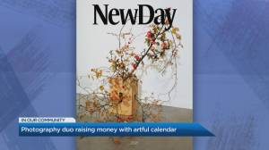 Toronto photography duo raising money with artful calendar (03:57)