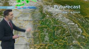 Kelowna Weather Forecast: May 22
