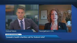 How COVID-19 is impacting Canadian health charities
