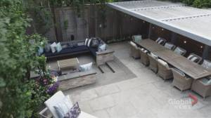 Creating a Backyard Oasis in downtown Toronto
