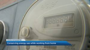 Lowering your energy bill while working from home