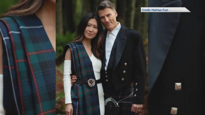 Click to play video: Flood of anti-Asian comments following wedding of Eileen Park to former Vancouver Mayor