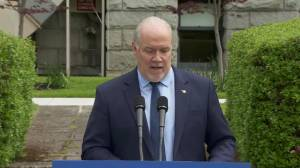 B.C. premier announces amateur sports order, NHL hub plans, film & television industry return at weekly update