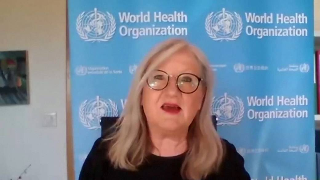 Click to play video: 'WHO doesn't support COVID-19 vaccine passports at this time'
