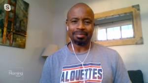 Khari Jones shares important tips on suicide prevention