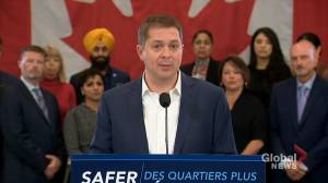 Federal Election 2019: 'Our party stands for inclusiveness and the rights of all Canadians': Scheer