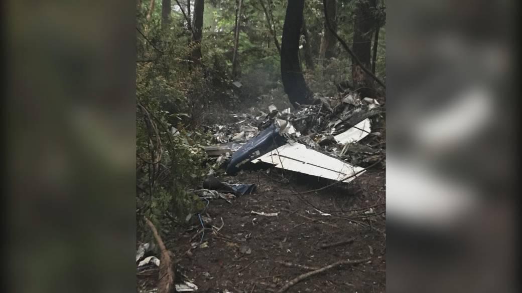 3 people were aboard plane that crashed on Gabriola Island, B.C., leaving no survivors