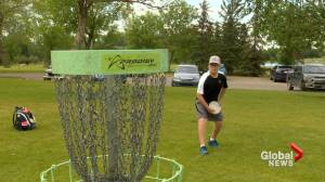 Lethbridge to open new disc golf course as demand for sport booms (01:59)