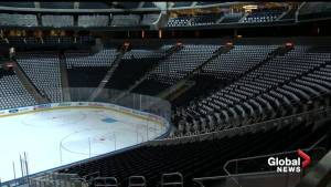 Edmonton up against nine other cities to be a NHL hub