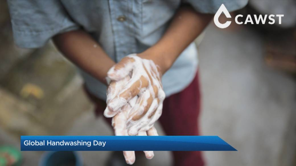 Click to play video 'How to encourage your kids to wash their hands'
