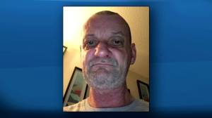 Convicted sexual offender charged in double homicide west of Edmonton (02:07)