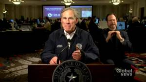 Electric Reliability Council of Texas under investigation starting Thursday following storm outages, says Gov. Abbott (01:41)