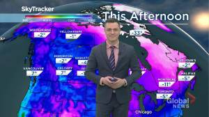 Saskatchewan weather outlook: Feb. 20
