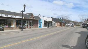 """It was always a dream to have my own store,"" Summerland business owner shuts down store permanently due to pandemic and not being able pay rent"