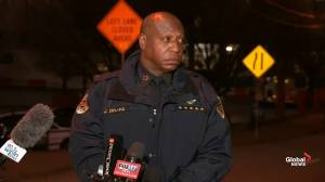 Nashville explosion: Police chief says they've found tissue that 'could be remains,' says had no 'pre-warnings' about blast (04:15)